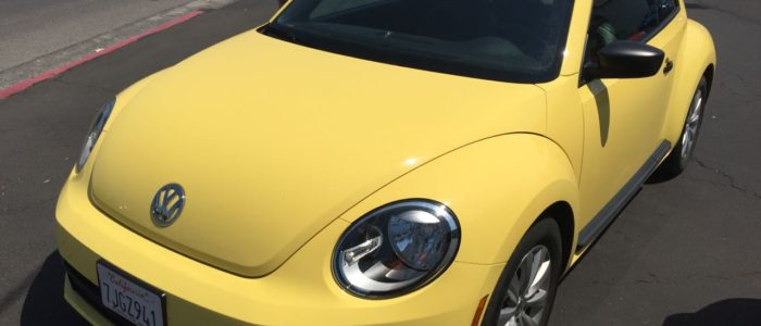 Used cars Santa Rosa California - VW Beetle